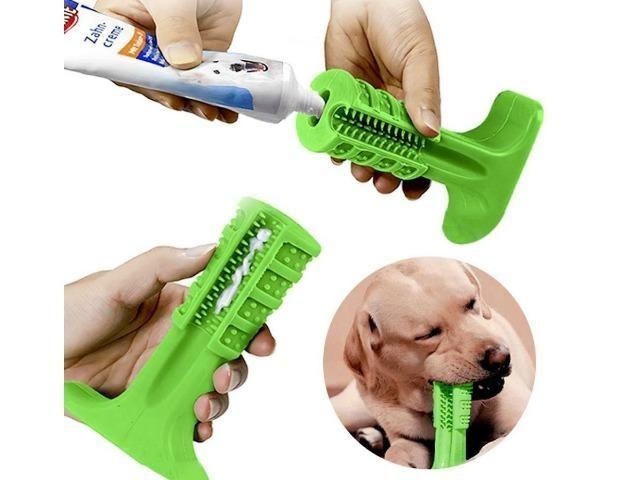Entrega Grátis * Mordedor Limpa Dentes para Pet de Pequeno Porte * Chame no Whats - Foto 2