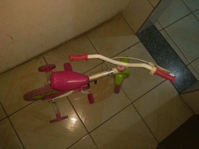 Bicicleta infantil aceito cartao - Foto 2