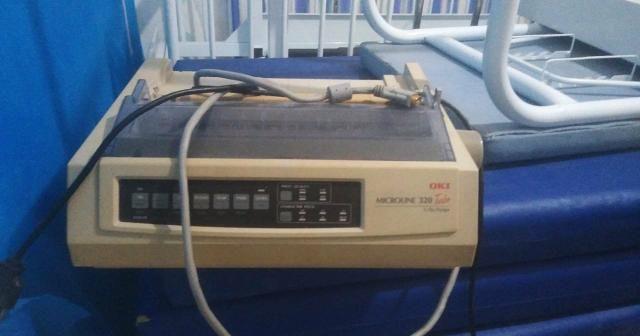 Impressora matricial turbo