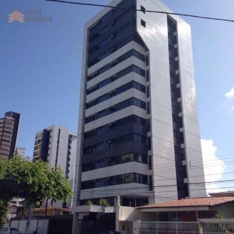 Apartamento com 3 dormitórios à venda, 235 m² por R$ 670.000 - Tirol - Natal/RN