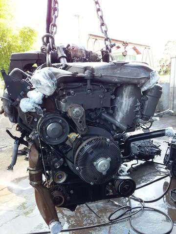 Motor MB Actros V6 2011 - Foto 3