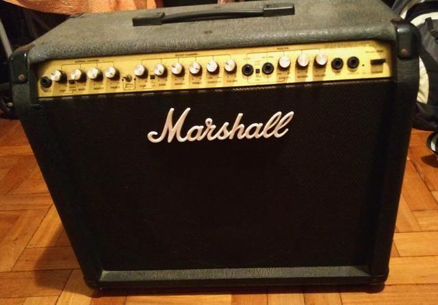 Amplificador de guitarra Marshall Valvestate 8080 - Foto 4