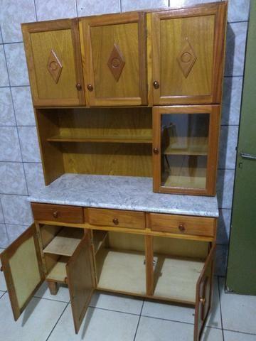 Armário de madeira - Foto 4