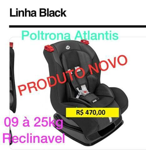 M E G A O F E R T A. Cadeira Automotiva Atlantis da Tutti Baby