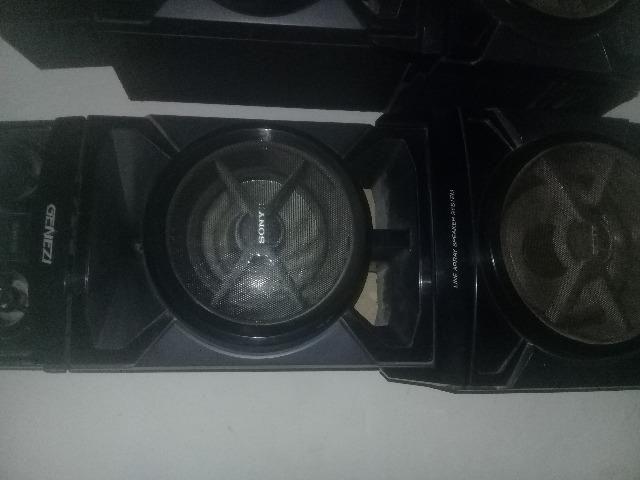 Par de caixas de som da Sony Genezi - Foto 2