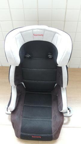 Cadeirinha Veículo Harmony criança 13 à 45 kg e 86 à 145 cm