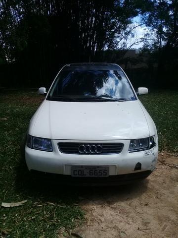 Audi a3 98 1.8 vendo ou troco (ler descrição) - Foto 3