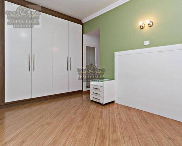 Apartamento para alugar, 176 m² por r$ 3.600,00/mês - bigorrilho - curitiba/pr - Foto 7