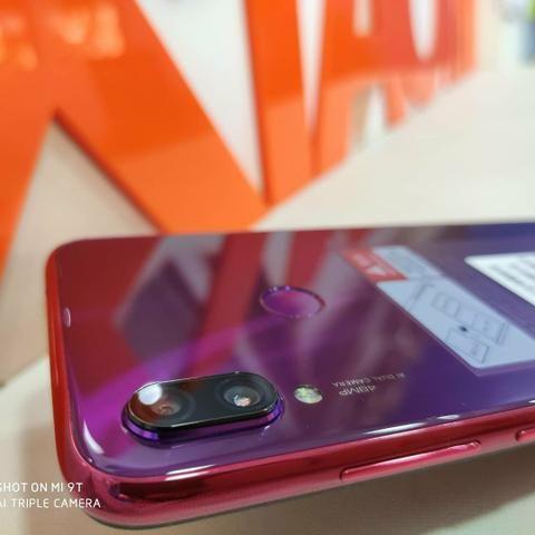 Vendo aparelho XIAOMI note 7 64 gb vermelho SEMI NOVO - Foto 2
