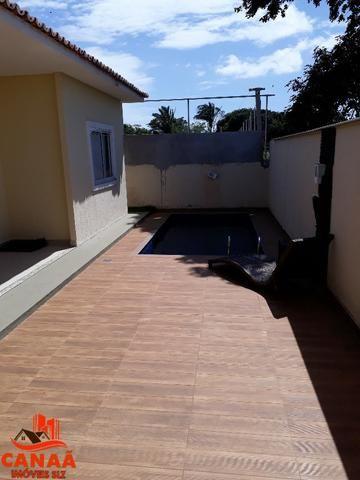 Oferta Lindas Casas no Araçagy | 1 Suíte + 2 Quartos | Itbi e Cartório Grátis - Foto 14