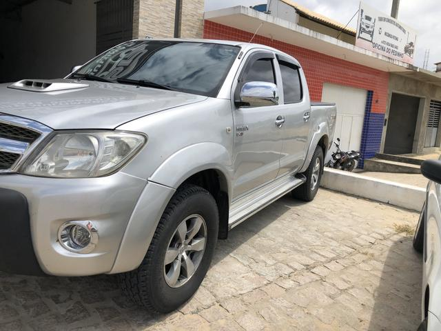 Hilux 2006 extra