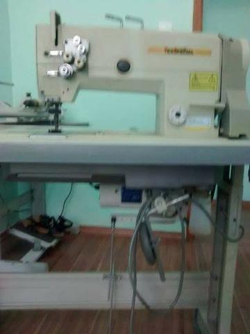 Máquina industrial 2 agulhas - Foto 2