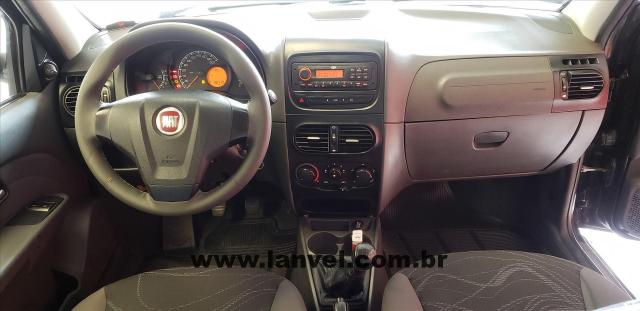 FIAT STRADA 2014/2014 1.4 MPI WORKING CD 8V FLEX 3P MANUAL - Foto 9
