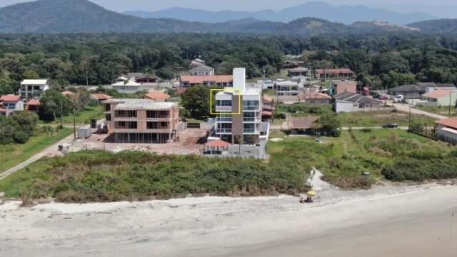 Cobertura com 3 dormitórios à venda, 125 m² por r$ 480.000 - rio gracioso - itapoá/sc - Foto 3