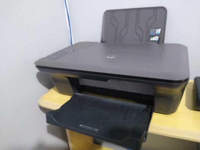Impressora e scanner HP * pra pegar hoje