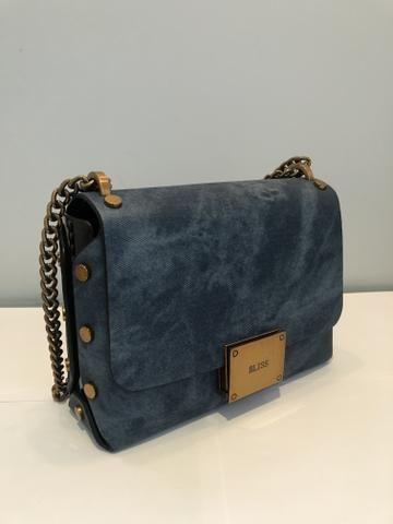 Bolsa Cor Azul Claro - Foto 2