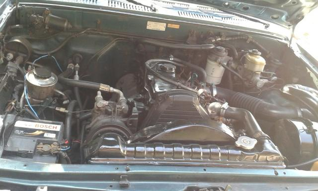 Toyota Hillux 2.8 Diesel 4x4 2001 - Somente Wattsapp * - Foto 12