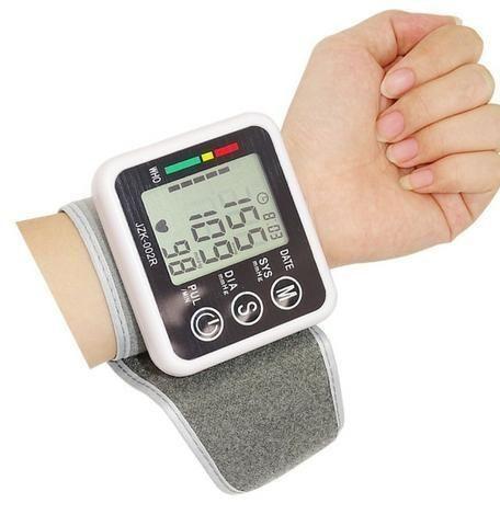 Entrega Grátis * Medidor de Pressão de Pulso * Chame no Whats - Foto 2