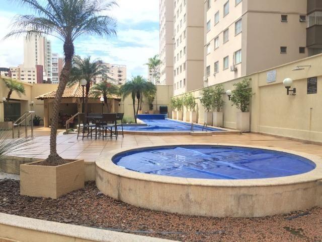 Belissimo Apto 3 qtos, 3 Suites Residencial Dubai Aceita Permuta - Foto 17