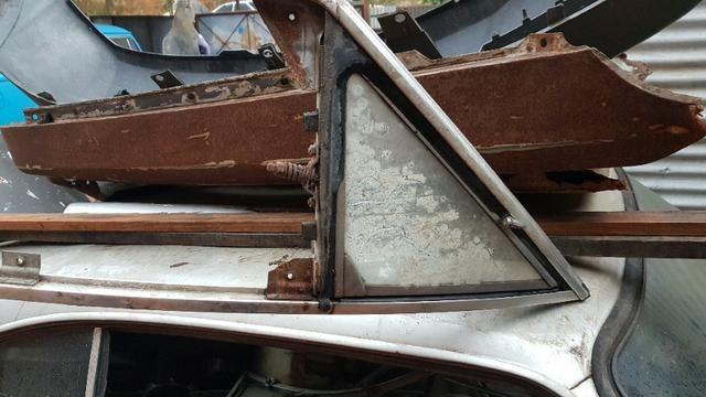 Vendo Opala 85 para restaurar ou tirar peças - Foto 6