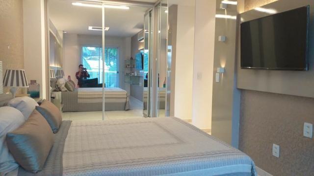 (JR) Apartamento alto padrão na Aldeota > 3 Suítes + dce > Torre Unica > 3 Vagas! - Foto 2