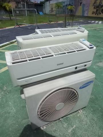 Centrais de ar condicionado 1.600$