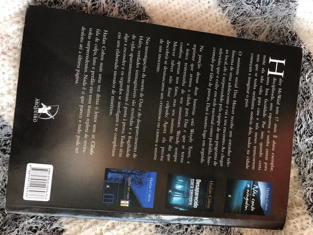 Livro: Cilada - Harlan Coben - Foto 4
