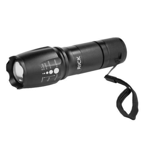 Lanterna Tática Militar X900 - Foto 3
