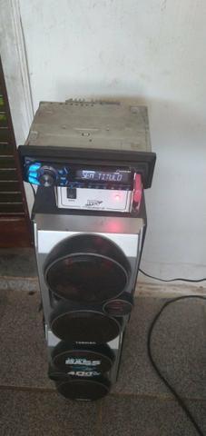 189$ Pioneer mix trax funcionando - Foto 2
