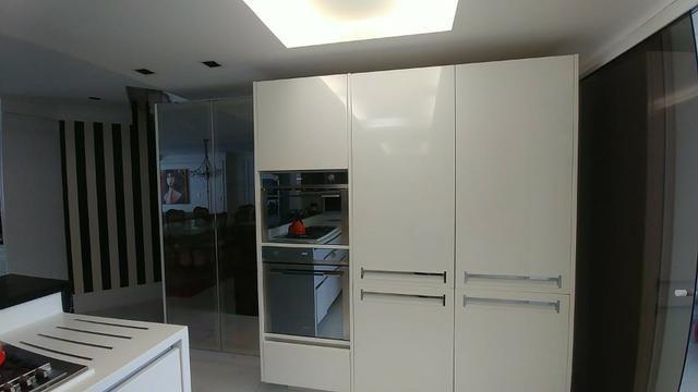 Apartamento bem mobiliado de 3 dormitórios no Centro de Florianópolis - SC - Foto 20
