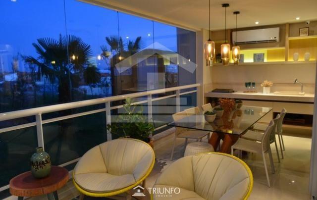 (AF-14978) Apartamento a venda no Living Resort no Dunas: 116 m² - Foto 2