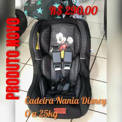 S U P E R O F E R T A Cadeiras Automotivas - Nania Disney