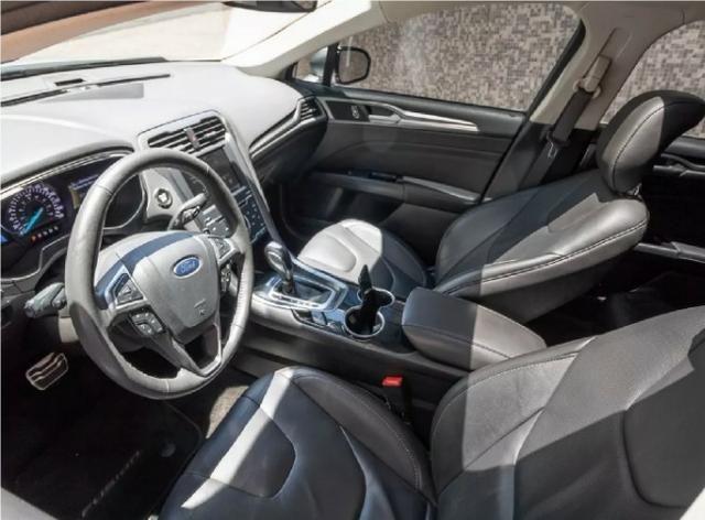 Ford Fusion 2.0 Gtdi Titanium Aut 4p - Foto 5
