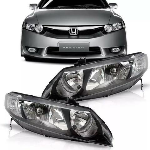 Par Farol Honda New Civic 2006 2007 2008 2009 2010 2011