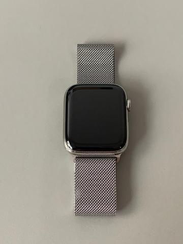 Apple Watch Serie 4 gps+celular 44mm - Foto 5