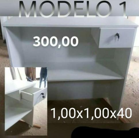 Balcões a partir de R$ 280,00em mdf15mm vários modelos e preços - Foto 4