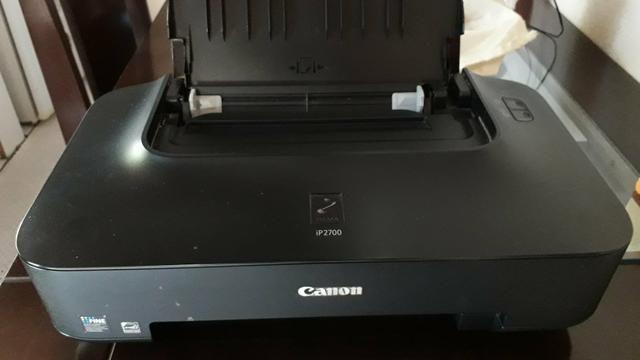 Impressora Canon pixma ip 2700