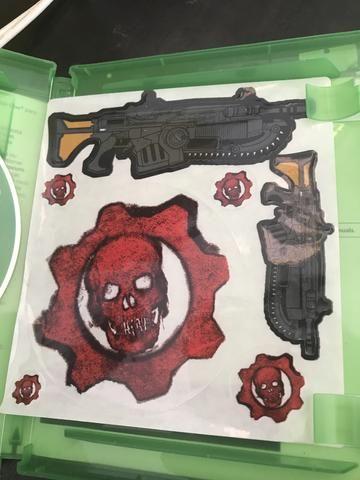 Gears of War 4 e Headset - Foto 4