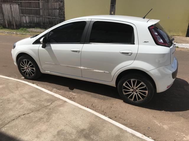 Fiat Punto essence Dualogic 1.6 16v 15/16 R$= 38,000 - Foto 7