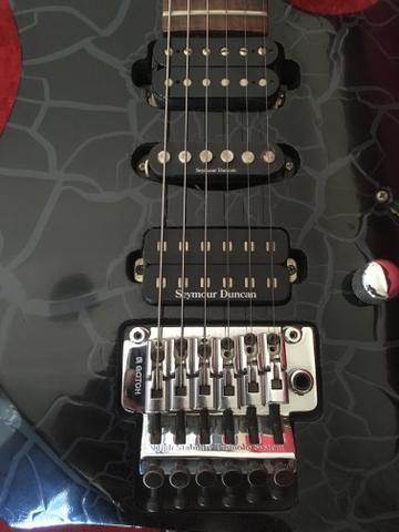Guitarra tagima Luxo Juninho Afram signature - Foto 2