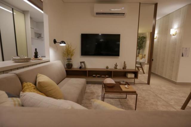 Apartamento com 2 dormitórios à venda, 64 m² por R$ 300.994 - Setor Bueno - Goiânia/GO