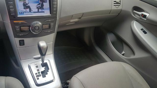 Corolla XEI 2012 - Completo - Abaixo da FIPE