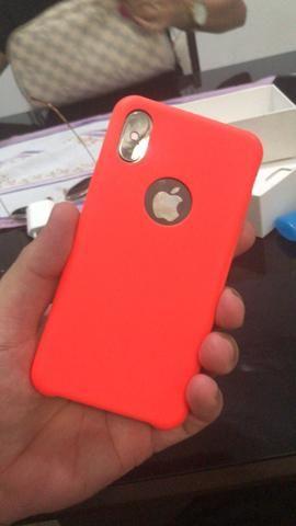 IPhone X 64gb zero sem marcas de uso 3200 - Foto 4