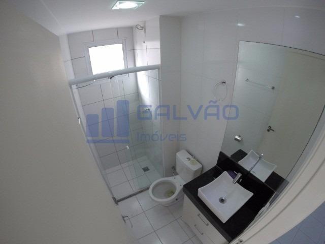 MR- Excelente apartamento na Praia da Baleia, 2Q com suíte e Varanda Gourmet - Foto 10