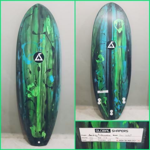 Prancha de Surf 5.8 36L Nova