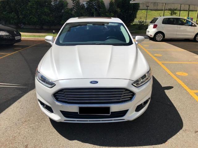 Ford Fusion 2.5 16V iVCT Flex - Foto 9