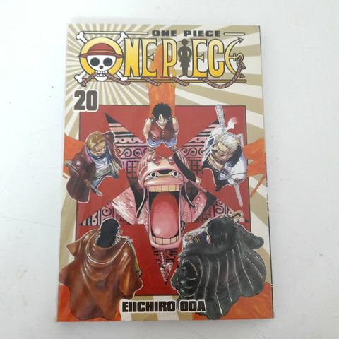 Mangá do ONE PIECE - Vol. 20