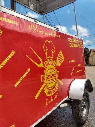 Food truck retrô ; - Foto 6