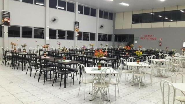 Restaurante completo com clientela formada em funcionamento - Foto 5