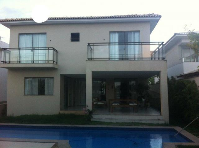 Casa de 4 suites com Piscina Privativa no Alphaville II Analisamos Permuta R$ 1.750.000,00